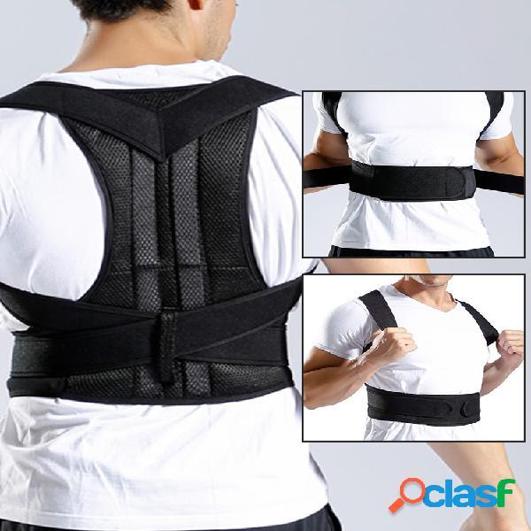 Corrector de postura de escoliosis unisex Soporte de espalda