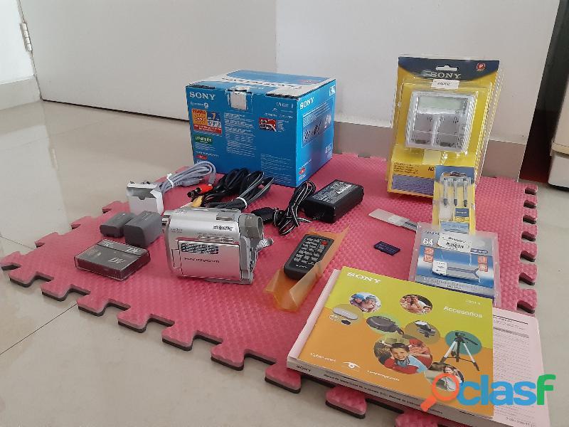 Sony Handycam Para Coleccionistas