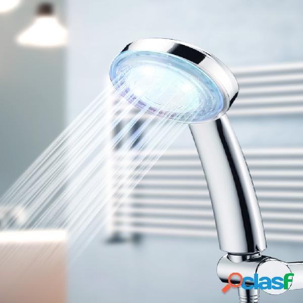 Minleaf ML-SH2 LED Cabezal de ducha tipo lluvia Cuarto de