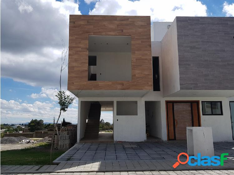 Casa en venta Fracc. Cumbres Residencial, Puebla.