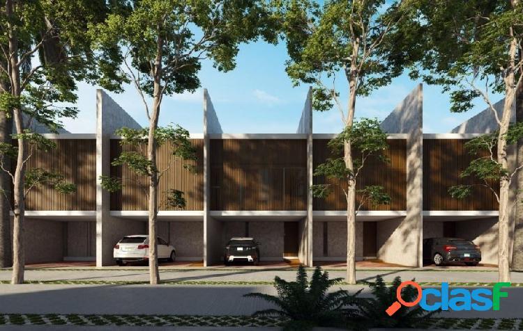 Preventa de hermosas villas en un desarrollo residencial