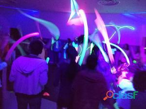 Luz y sonido para todo tipo de eventos, DJ