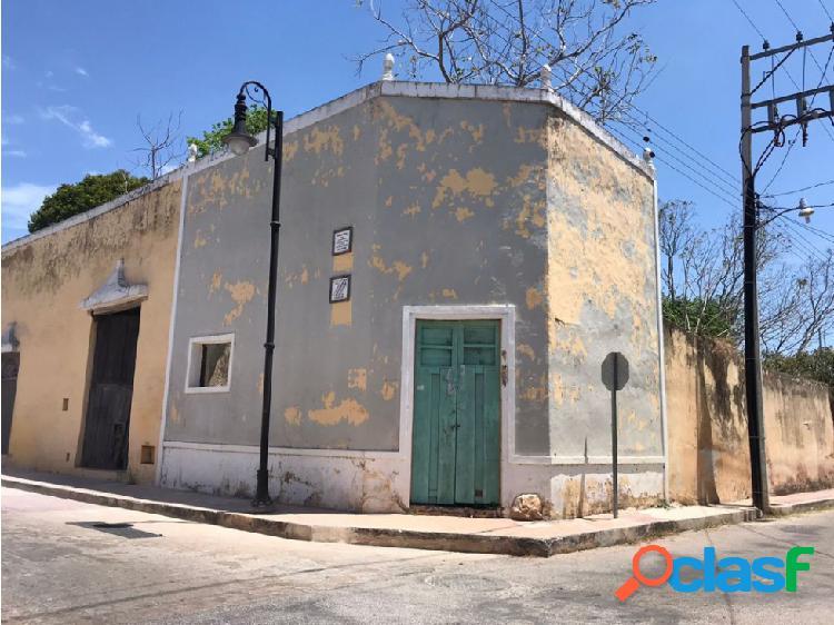 Casco de casa colonial en venta en San Juan, calle