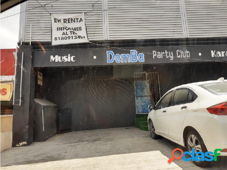 LOCAL COMERCIAL EN RENTA ZONA CUMBRES