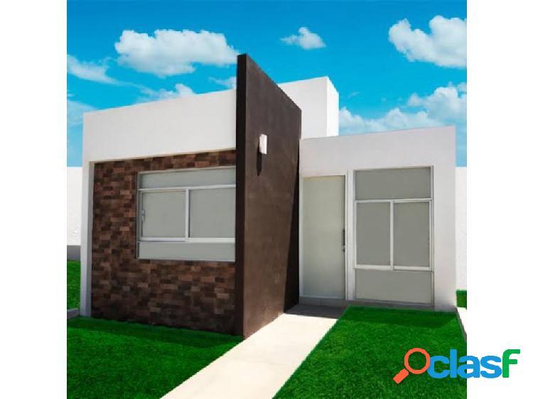 Casas en LUNARIA modelo LEUKOS