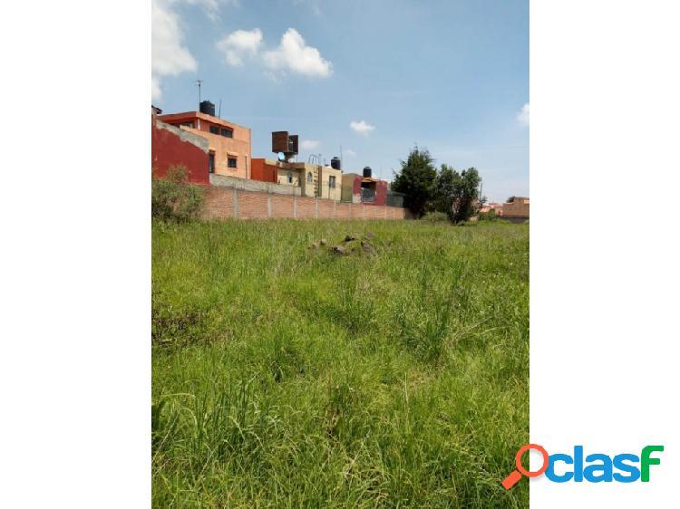 Terreno en Venta para Desarrollo Residencial, Metepec.