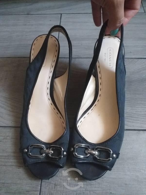 Zapatos COACH #6 Regina Romero #3