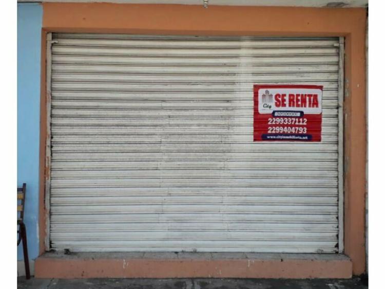 RENTA DE LOCAL EN FLORES DEL VALLE, VERACRUZ